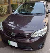 Toyota Corolla GLi 1.3 VVTi 2013 for Sale in Lahore