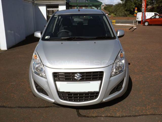 Suzuki Splash 2013 Image-1