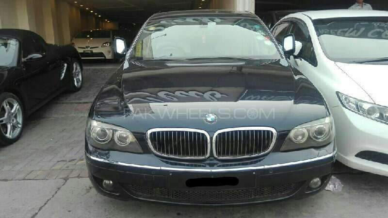 BMW 7 Series 2005 Image-1
