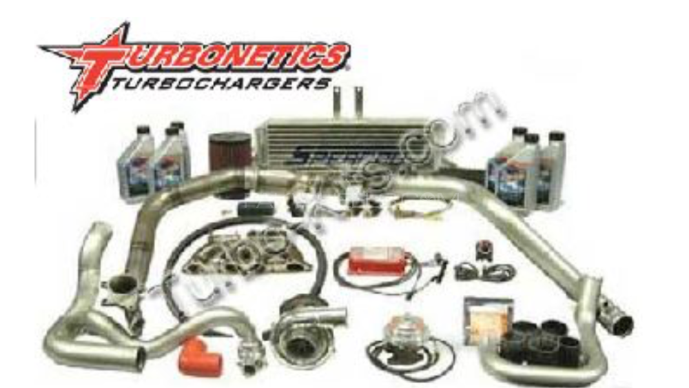 TURBO KIT (USA) with 280ZX NISSAN ENGINE (inline 6) and GEAR BOX Image-1