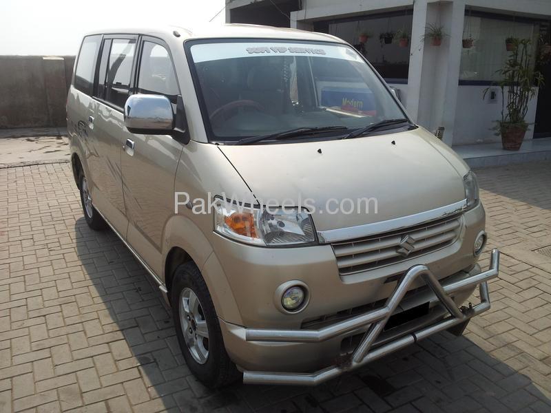 Suzuki APV – Suzuki Raiwind Motors
