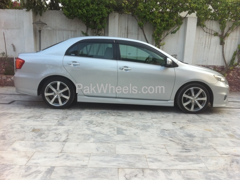 Toyota Corolla 2012 Parts