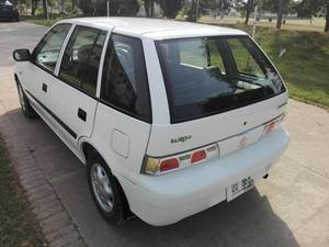Suzuki Cultus EURO II 2015 for Sale in Islamabad