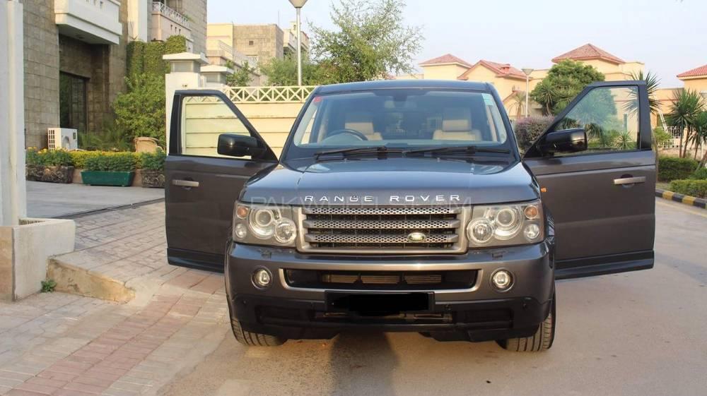 Range Rover Sport TDV6 2006 Image-1