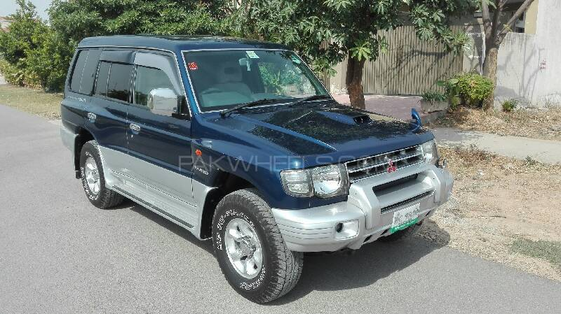 Mitsubishi Pajero Exceed Automatic 2.8D 1998 Image-1