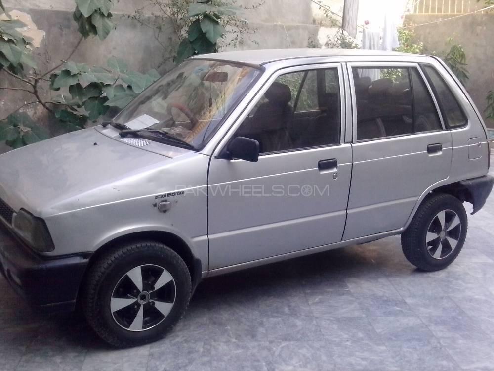 Suzuki Mehran 2004 Image-1