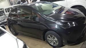 Toyota Vitz Jewela 1.0 2013 for Sale in Multan