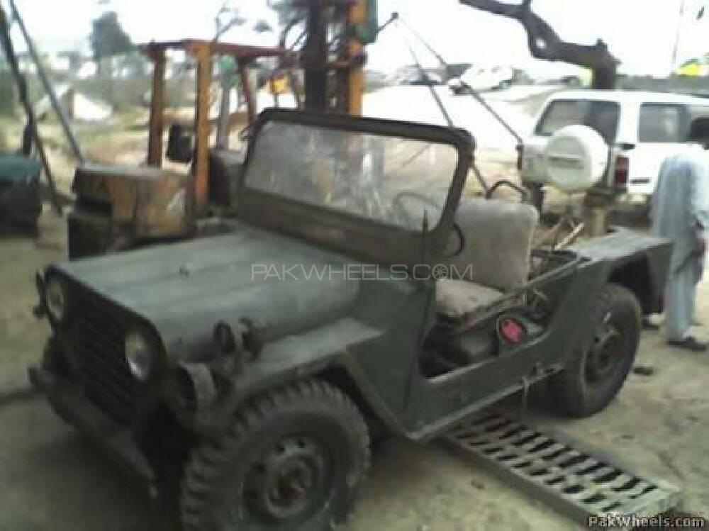 Jeep M 151 1982 Image-1