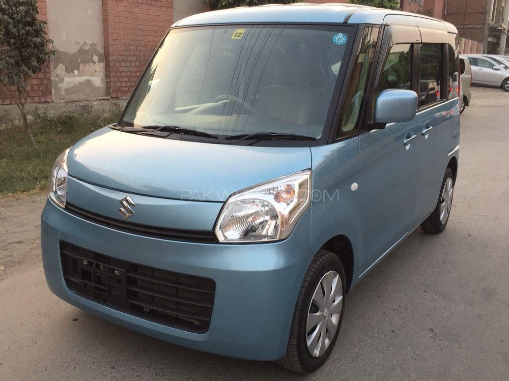 Suzuki Spacia 2013 Image-1