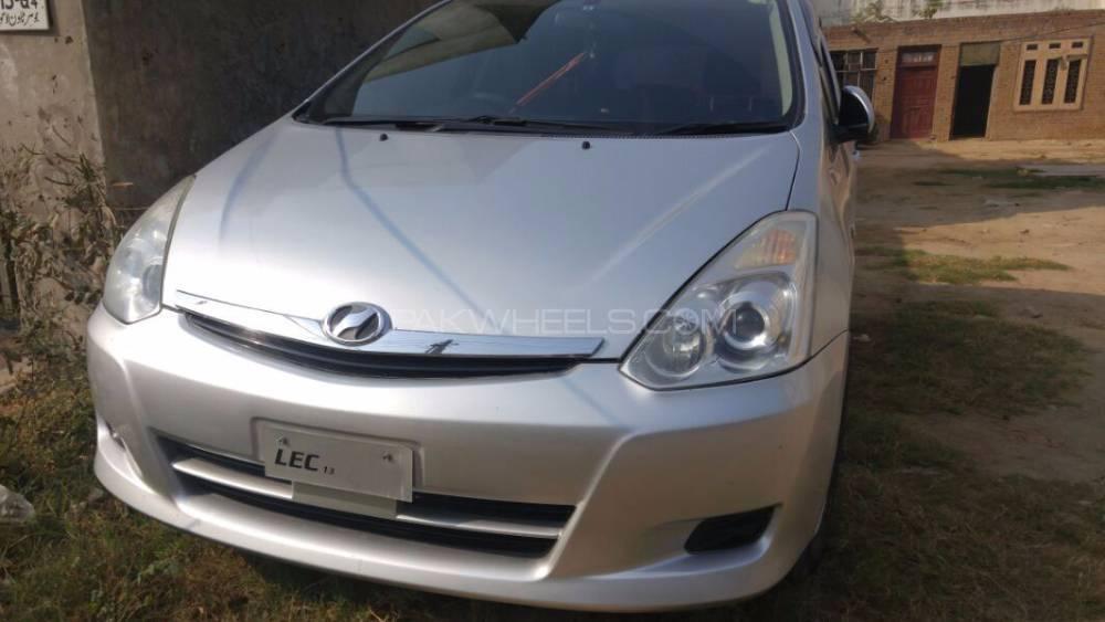 Toyota Wish 1.8X 2006 Image-1