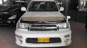 Toyota Surf SSR-G 2.7 1999 for Sale in Karachi
