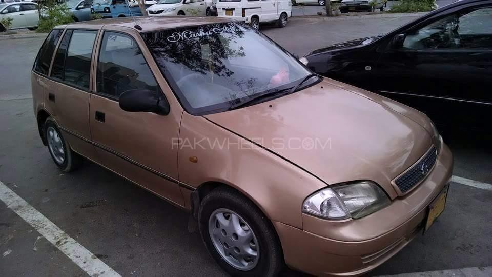 Suzuki Cultus VXR (CNG) 2000 Image-1