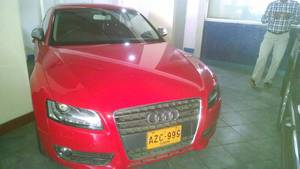 Audi A5 1.8 TFSI 2009 for Sale in Karachi