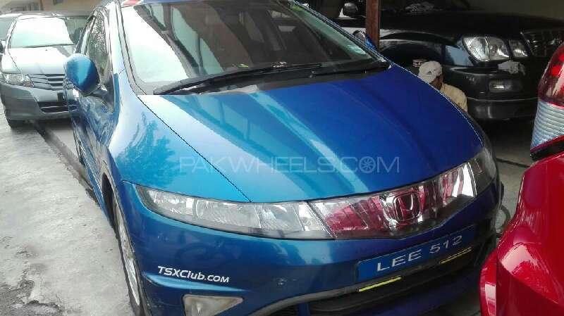 Honda Civic 2008 Image-1