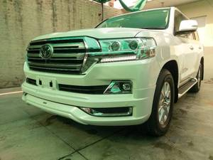 Toyota Land Cruiser AX G Selection 2015 for Sale in Lahore