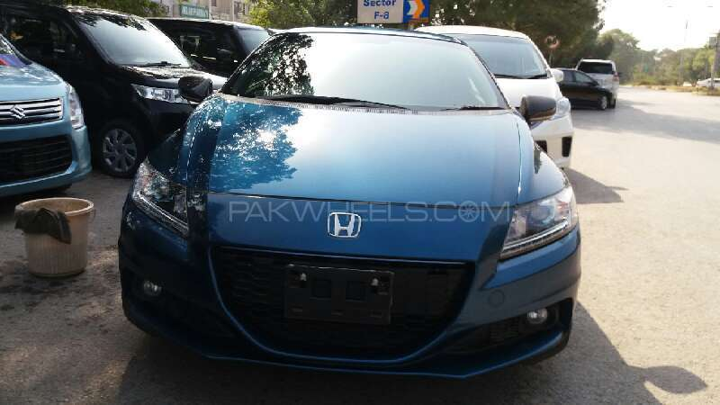 Honda CR-Z Sports Hybrid Alpha 2013 Image-1
