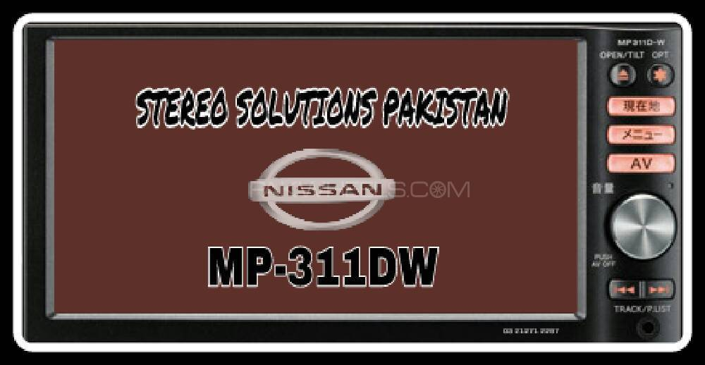 MP-311D-W NAVI SD CARD AVAILABLE.  Image-1