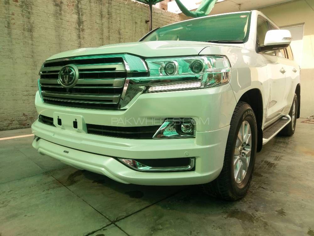 Toyota Land Cruiser AX G Selection 2015 Image-1