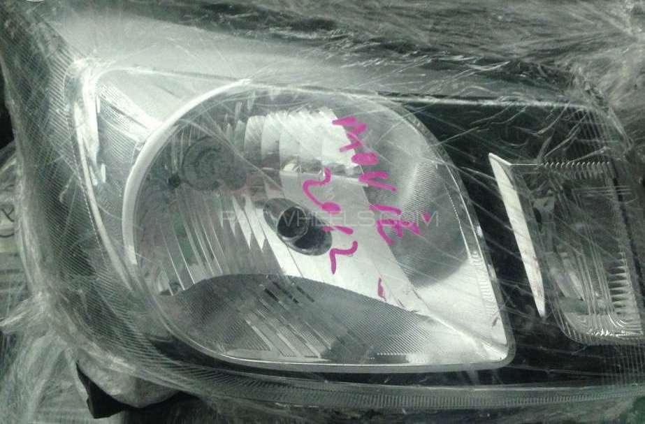 Daihatsu Move Headlight Light 2013 Image-1