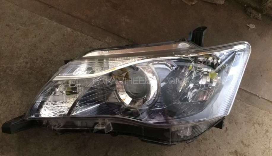 Toyota Axio Hybrid HID head light Image-1