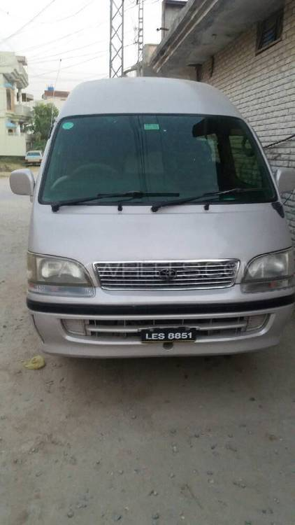 Toyota Hiace High-Roof 3.0 2007 Image-1