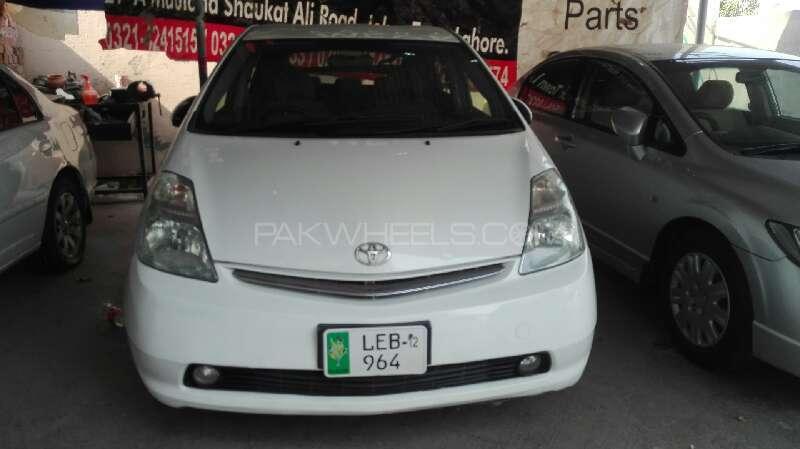Toyota Prius S 1.5 2006 Image-1