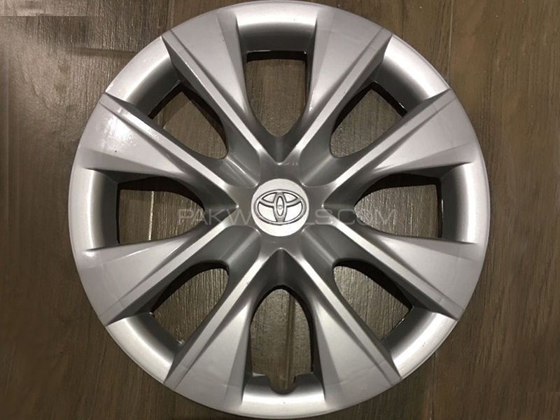 "Biturbo Toyota Wheel Cover 15"" - BT-2212 Image-1"