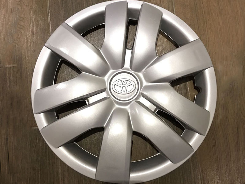 "Biturbo Toyota Wheel Covers 14"" - BT-604 Image-1"