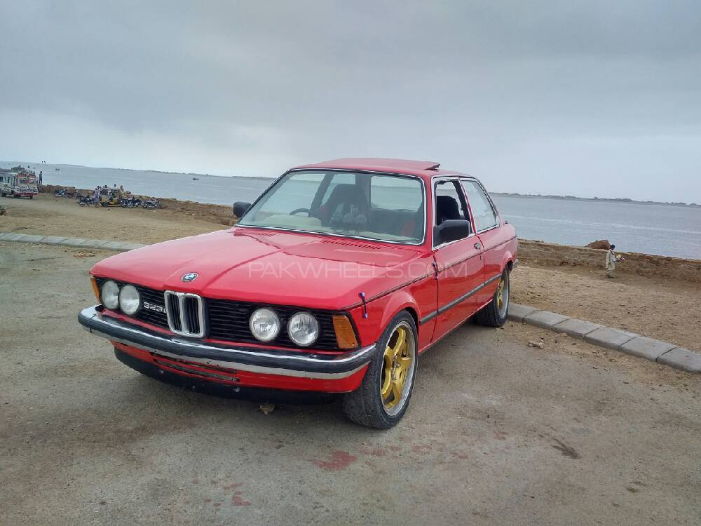Bmw 3 Series 1982 For Sale In Karachi Pakwheels - 1982 Bmw 3 Series ...