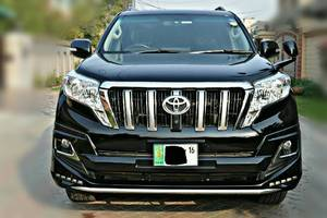 Toyota Prado TX 2.7 2011 for Sale in Lahore