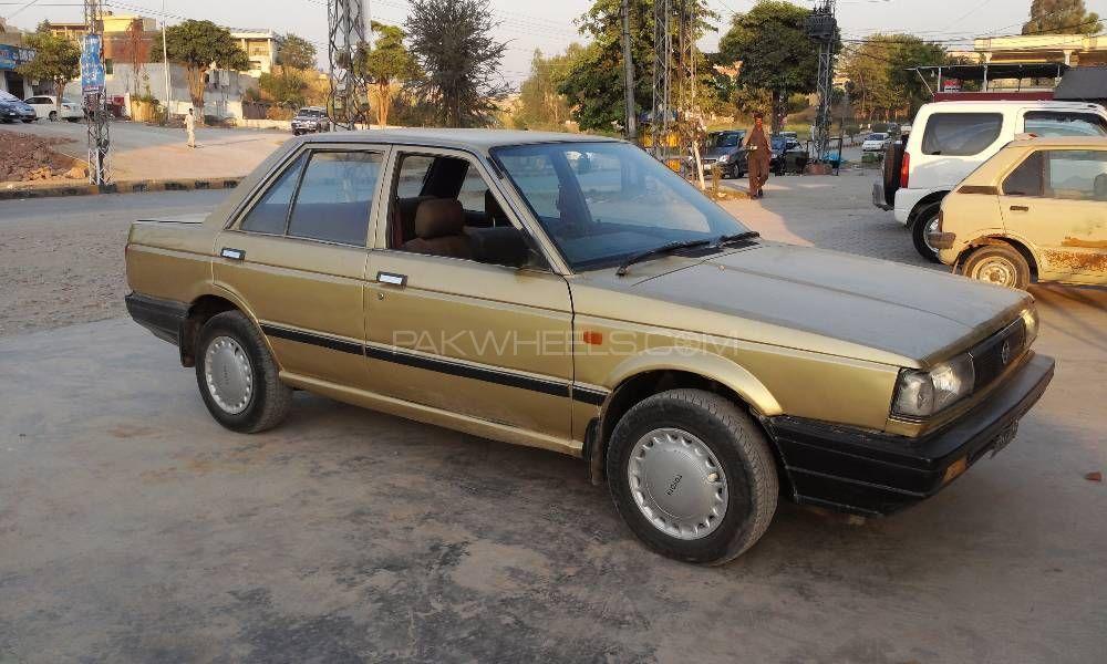 Nissan Sunny LX 1987 Image-1