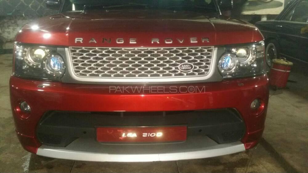 Range Rover Sport Supercharged 4.2 V8 2006 Image-1
