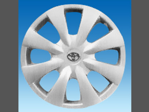 "Biturbo Toyota Wheel Covers 12"" , 13"" - BT-5015 in Lahore"