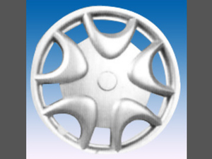 "Biturbo Wheel Covers 12"" - BT-502 in Lahore"