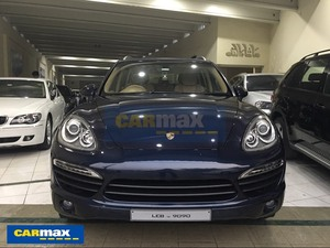 Porsche Cayenne Hybrid 2011 for Sale in Lahore