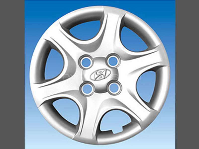 "Biturbo Hyundai Wheel Covers 13"" - BT-333 Image-1"