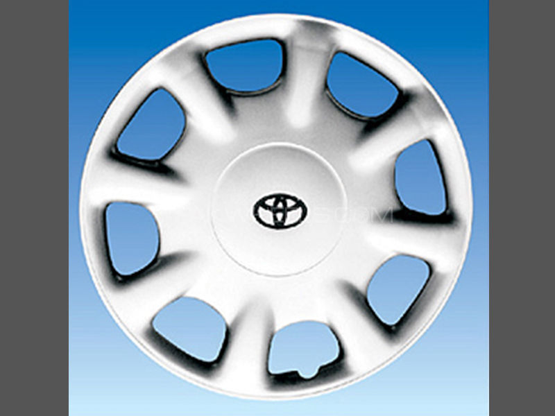 "Biturbo Toyota Wheel Covers 13"" - BT-9801 Image-1"