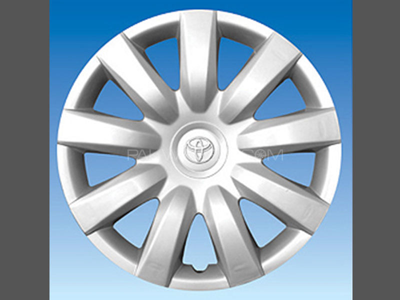 "Biturbo Toyota Wheel Covers 15"" - BT-4015 Image-1"