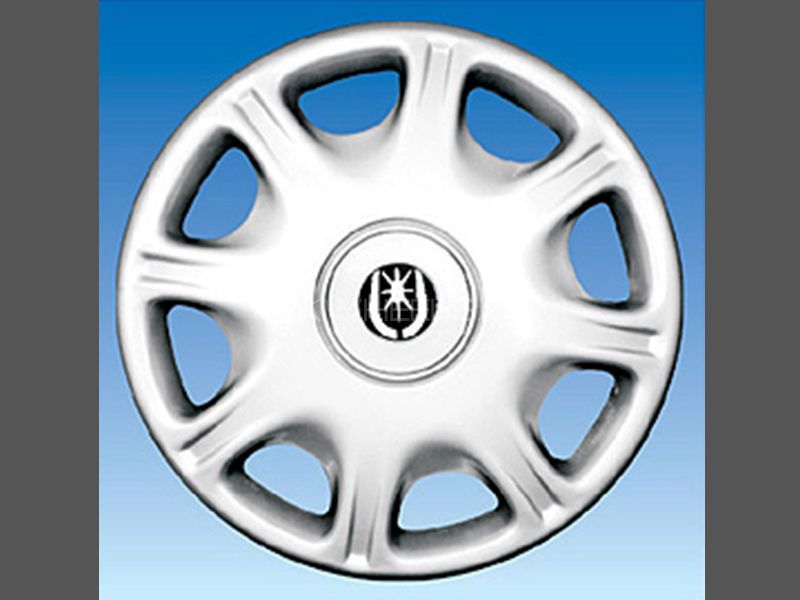 "Biturbo Wheel Covers 14"" - BT-9404 Image-1"