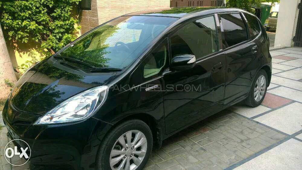 Honda Fit Hybrid XH Selection 2012 Image-1