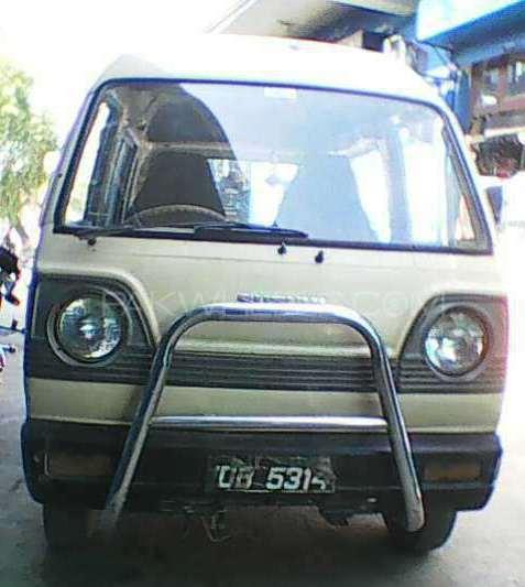 Suzuki Bolan 1987 Image-1