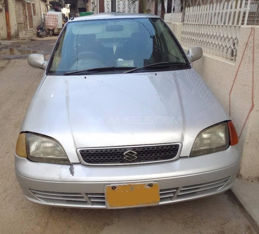Suzuki Cultus VX 2002 Image-1