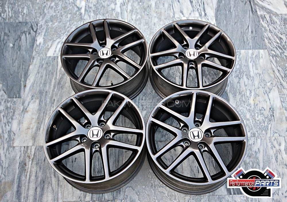 17inch euro r wheels Image-1