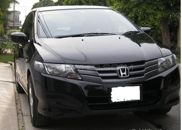 Honda City 1.3 i-VTEC Prosmatec 2009 Image-1