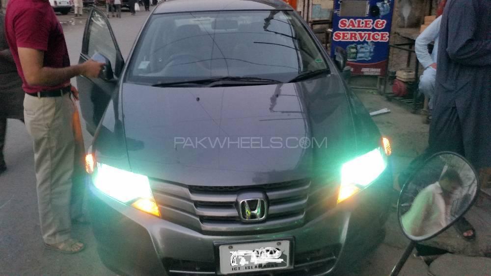 Honda City i-VTEC Prosmatec 2013 Image-1
