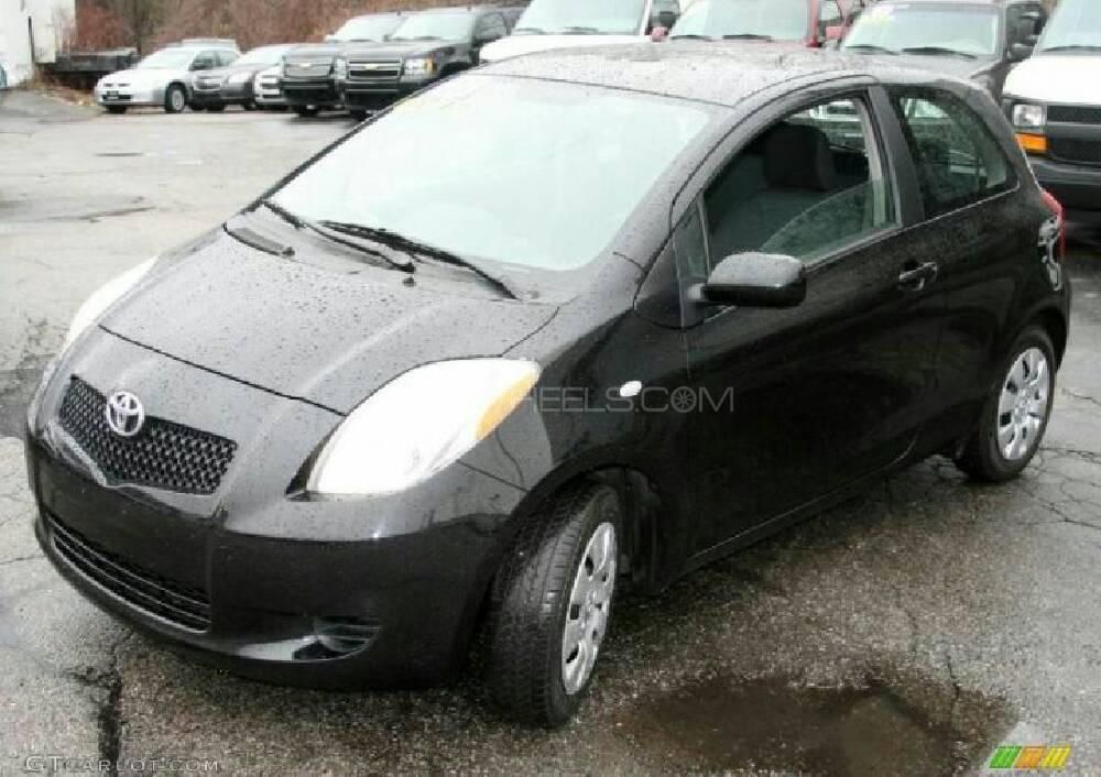 Toyota Yaris 2008 Image-1