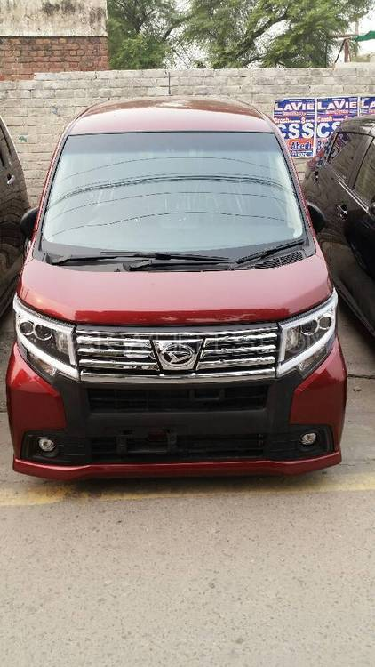 Daihatsu Move Custom 2015 Image-1