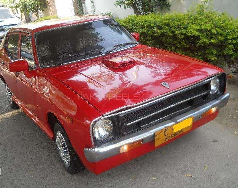 Nissan Sunny 1978 Image-1