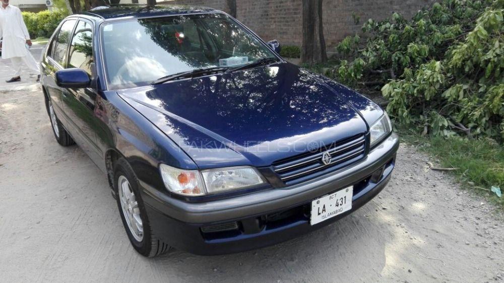 Toyota Corona EX Saloon 1998 Image-1