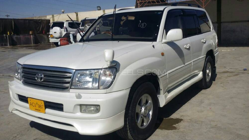 Toyota Land Cruiser VX Limited 4.7 2003 Image-1